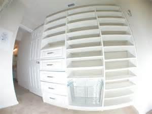 White Closet Shelving White Closet Photos