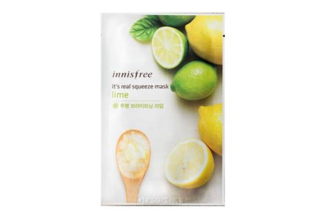 Inisfree Its Real Mask buy innisfree it s real squeeze mask lime philippines calyxta