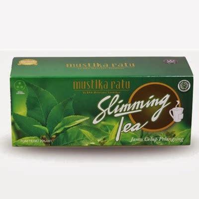 Jamu Pelangsing Mustika Ratu pelangsing tubuh pelangsing mustika ratu slimming tea