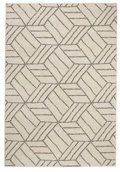 tapijt jysk vloerkleed aksfrytle 135x190 off white in 2019 decoratie