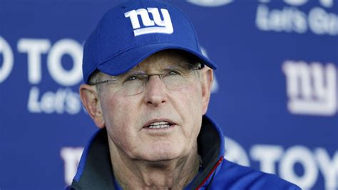 Tom Coughlin Memes - tom coughlin gives giants ceo john mara cold shoulder