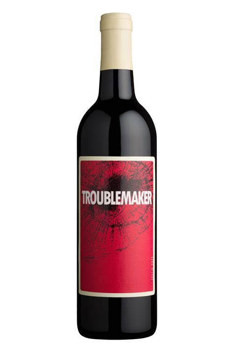 7 Great Wines 20 by Family Wines Troublemaker Bottle