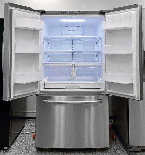 samsung rf260beaesr refrigerator review reviewed refrigerators