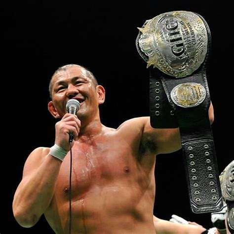 Minoru Suzuki Infamous S 20 Favorite Wrestlers