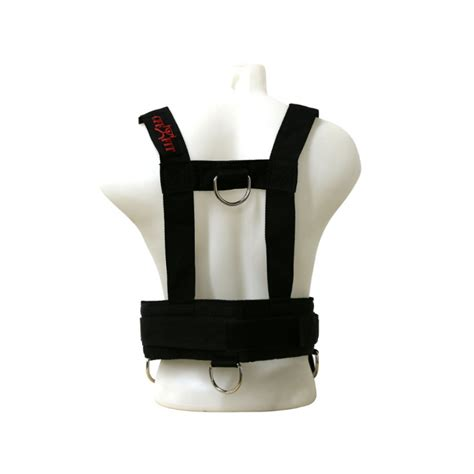 sled harness cff heavy duty speed sled trianing harness