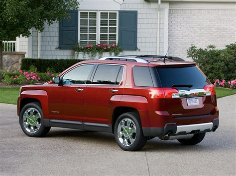 chevy terrain 2015 gmc terrain price photos reviews features