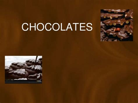 chocolate templates for powerpoint free download chocolates presentation