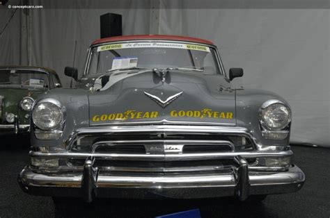 54 Chrysler New Yorker by 1954 Chrysler New Yorker Image Chassis Number 76591721