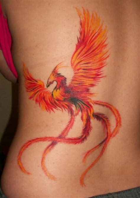 tattoo phoenix symbolism phoenix tattoo meaning youqueen