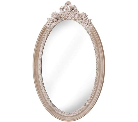 The Dining Room Brooklyn Oval Decorative Mirror