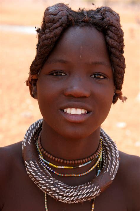 himba african tribe people himba girl junglekey fr image
