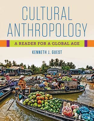 pdf cultural anthropology a reader for a global age