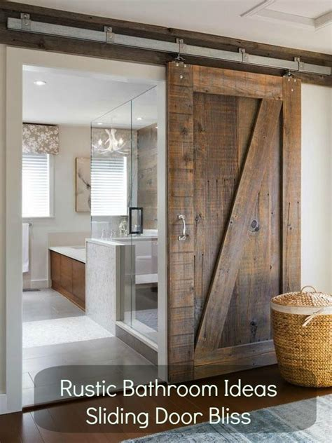rustic bathroom design honest home improvement ideas