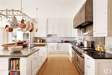 Kitchen Ideas Photos White Kitchens Design Ideas Photos Architectural Digest