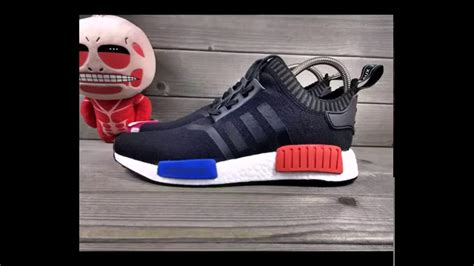 aliexpress nmd adidas nmd runner pk black red blue shoes men s