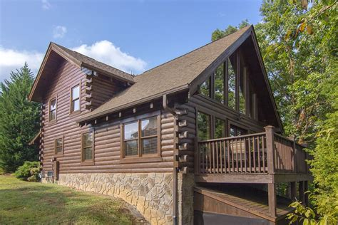 pigeon forge resort cabin dollywood vrbo smoky mountain escape