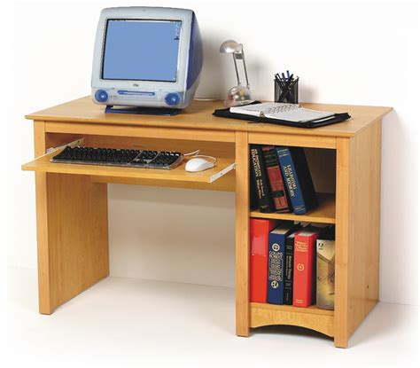 maple computer desk prepac maple computer desk mdd2948 furniture outlet mor