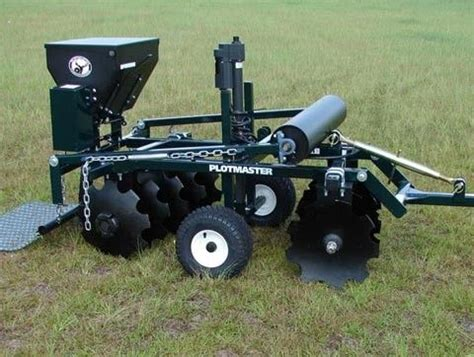 All In One Food Plot Planter plotmaster all in one food plot planters all things