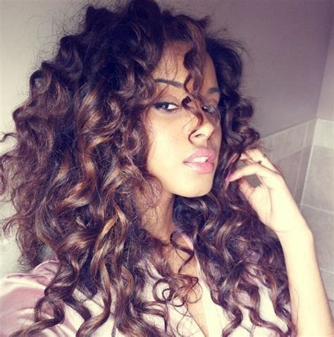 hairstyles for curly hair pinterest 15 ultra chic long curly hairstyles for women pretty designs