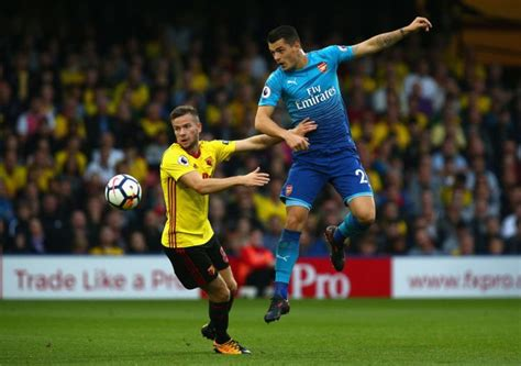 arsenal xhaka goal arsenal news gooners slam granit xhaka for woeful