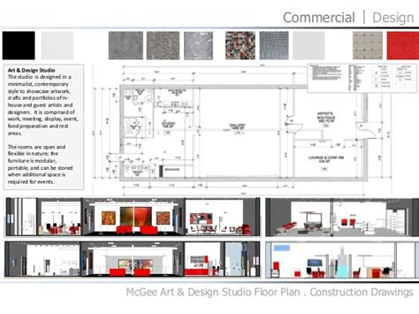 House Floor Plan Samples A Mcgee Flournoy Interior Design Portfolio 2014