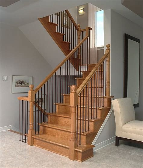 stair designs classic stairs red home stairs design straight stairs ottawa classic stairs bannisters inc