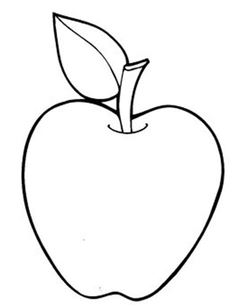 coloring apple clipart best apple color clipart best
