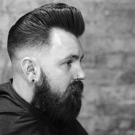 taper fade haircut  men  masculine tapered hairstyles