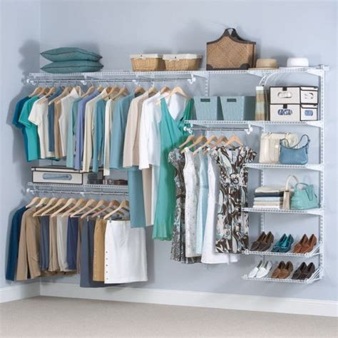 lowe s closet organizer cleaning organization