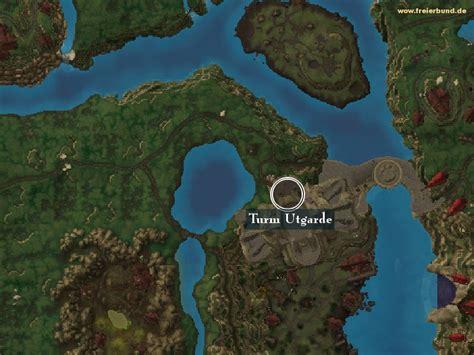 turm utgarde eingang turm utgarde landmark map guide freier bund