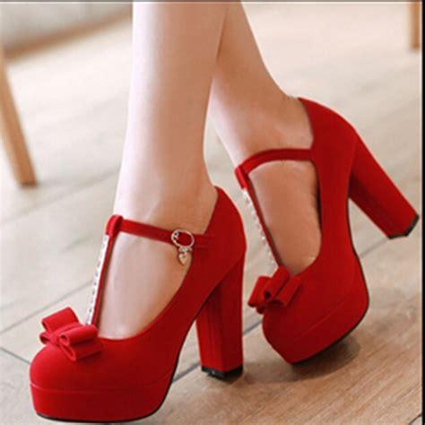 small high heeled wedding shoes 31 32
