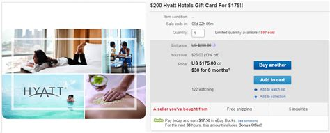Hyatt Gift Cards - how i just saved 25 off hyatt gift cards