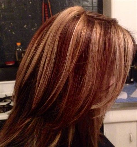 medium golden mahogany brown lowlights golden brown with honey highlights my work pinterest