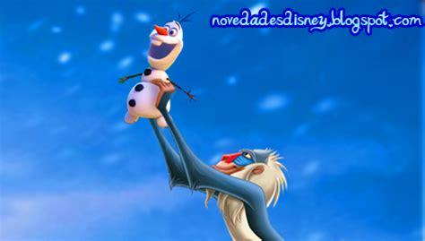 imagenes que se mueven de frozen novedades disney debate el rey le 243 n vs frozen