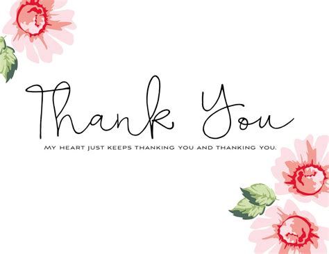 Dinner Thank You Card Template by Thank You Sting Kit Altenew