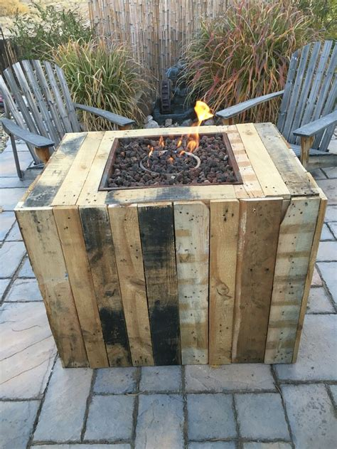 pallet pit things i ve made pits