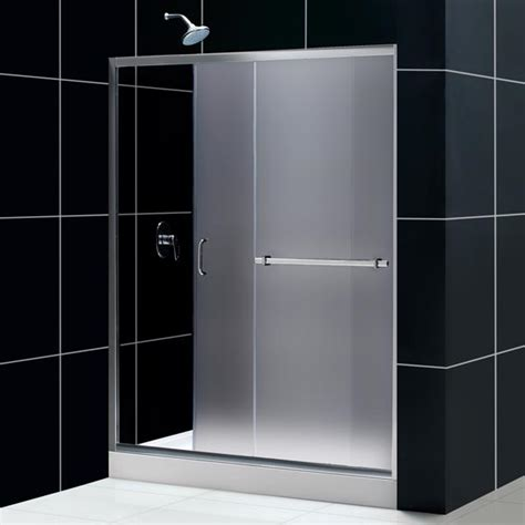 Infinity Shower Door Dreamline Showers Infinity Plus Sliding Shower Door Glass Shower Door From Dreamline 60