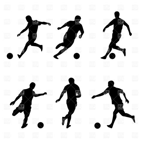 football ball silhouette vector football outline vector clipart panda free clipart images