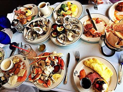 Image Gallery Salty S Brunch All You Can Eat Buffet Seattle