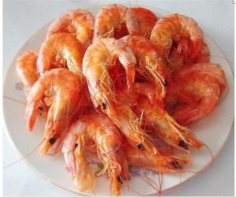 Shelf Of Shrimp by The Delicious Dried Prawn Or Driedprawn Or Dried Shrimp In The Local Product Products China The