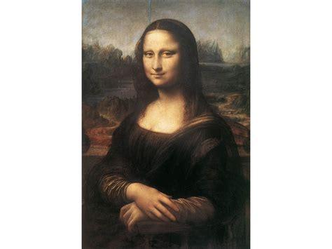 Monalisa Top top paintings in history ranked including da