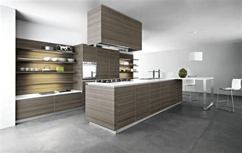 Narrow Kitchen Design With Island melamina teca lava cesar