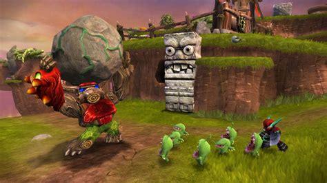 Skylanders Giants Tree Rex skylanders tree rex character