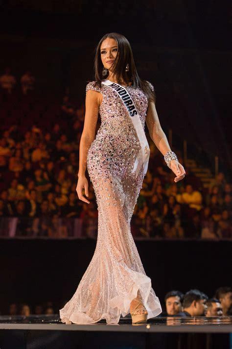 imagenes de miss universo honduras fotos los vestidos de gala de miss universo 2017 la opini 243 n