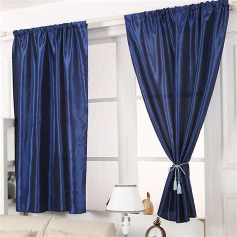 blackout cafe curtains 1pcs solid window blinds ღ ƹ ӝ ʒ ღ short short