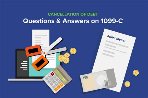 1099 forms questions and answers webanswers cancellation of debt questions answers on 1099 c
