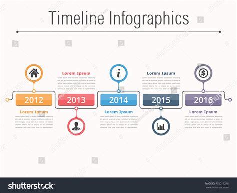 workflow timeline timeline infographics design template workflow process