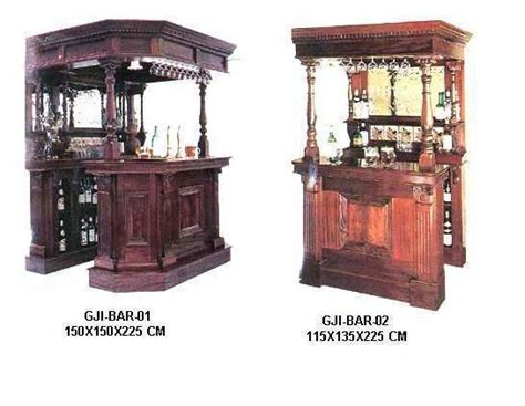 Serat Set mini bar and cabinet buy from serat kayu furniture