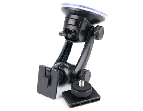 Limited Edition Tripod Mini Fdt 20cm Holder U in car windscreen dashboard suction mount for cameras duragadget