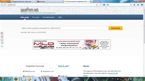 format skripsi fp ub cara download video yang tidak bersuara atap dunia